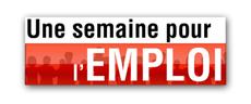 Petit Logo semaine pour l'emploi
