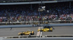 500 Miles d'Indianapolis 2014 - Ryan Hunter Reay
