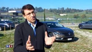 Auto-info : découvrez la Talisman, la nouvelle berline de Renault
