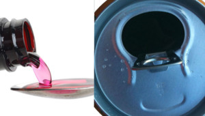 Cocktail détonnant entre sirop contre la toux et soda