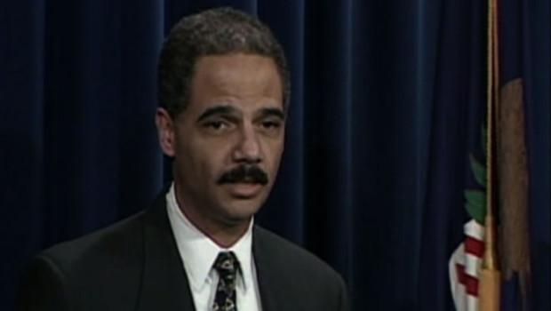 Eric Holder obama justice ministre