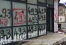 Vandalisées, incendiées ou murées, les permanences du PS prises pour cible