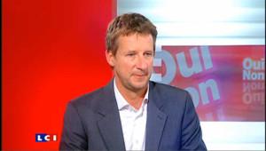 """Yannick Jadot : """" Sarkozy Bettencourt : Une enquête est indispensable"""""""