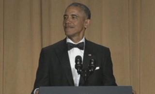 Dîner des correspondants à Washington : Obama a encore ri de tout