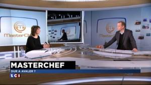 """Carole Rousseau estime que Sandrine Quétier """"aurait eu tort de refuser"""" Masterchef"""