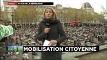 COP 21 : les chaussures de Ban Ki-moon déposées place de la République