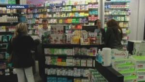 Guichet de pharmacie