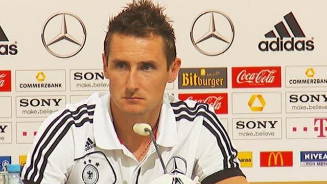 Allemagne : Klose préféré à Gomez ?