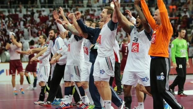 La France remporte un 5e sacre mondial.