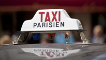 Taxis parisien