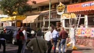 TF1/LCI : Boulangerie visée par un attentat-suicide à Eilat, au sud d'Israël