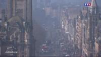 Week-end à Edimbourg : son château, sa cuisine et ses fantômes...!