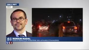 """Attentat à Kaboul : """"Nous ne céderons pas à la terreur"""", déclare le porte-parole du Quai d'Orsay"""