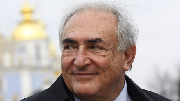 Dominique Strauss-Kahn en avril 2012