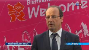"""Hollande aux JO : """"S'il y a une nouvelle candidature de Paris, il faut gagner"""""""