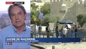 Israël : les forces de l'ordre israéliennes renforcent la sécurité à Jérusalem