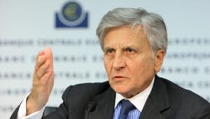 Jean-Claude Trichet, président de la Banque centrale européenne (BCE)
