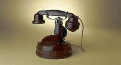 Téléphone ancien passé france télécom appareil