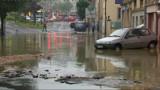 Inondations : déluge sur Nancy, des rues sous deux mètres d'eau