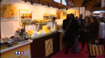 A Saint-Malo se déroule ce week-end la première édition du salon itinérant Gournets et vins. L'occasion de découvrir des produits et des saveurs venus d'ailleurs.