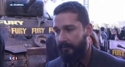 """Brad Pitt : """"Nous avons parlé aux personnes qui étaient là"""" en 1945"""