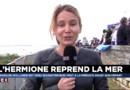 """Inauguration de l'Hermione : """"Une grosse émotion"""" pour les passionnés"""