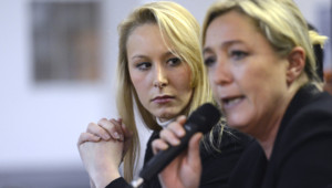 Marine Le Pen et Marion Maréchal-Le Pen