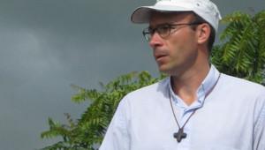 Père Georges en 2012 dans le nord Cameroun