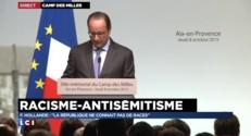 """Un texte faisant du racisme, de l'antisémitisme une circonstance aggravante """"d'ici à la fin de l'année"""""""