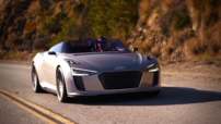 Audi e-tron spyder 2011 vidéo