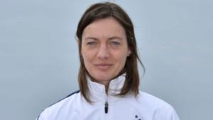 Corinne Diacre, adjointe en équipe de France le 18 juillet 2013