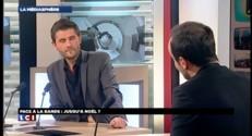 Jérémy Michalak pas inquiet des rumeurs de remplacement de Face à la Bande