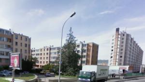 La cité Val Plan de Marseille (13e arrondissement)