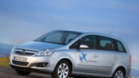 Photo 1 : Opel Zafira 1.6 GNV Turbo