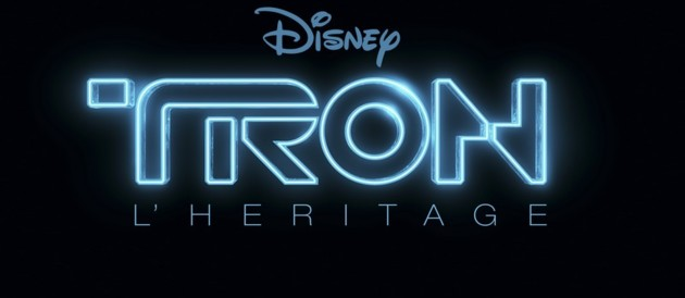 Tron l&#039;hritage - logo franais