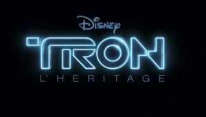 Tron l'héritage - logo français