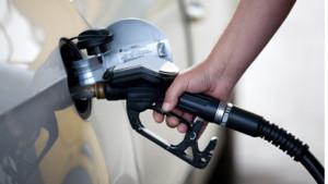 Une pompe à essence (Image d'illustration)