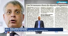 """Banlieues : pour Philippe Doucet, Valls """"a le mérite de sortir de la politique de l'autruche"""""""