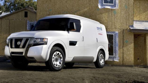 News Automoto Concept Nissan Invente Le Bureau Mobile Mytf1