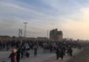 Syriens Frontière turque, Turquie, réfugiés