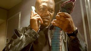 TF1/LCI Samuel L. Jackson Des serpents dans l'avion
