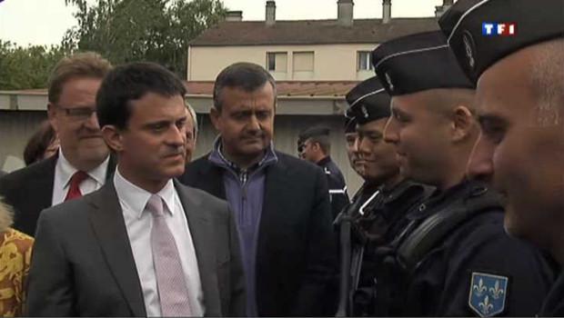 Valls : une mission de réflexion pour répondre au malaise dans la police