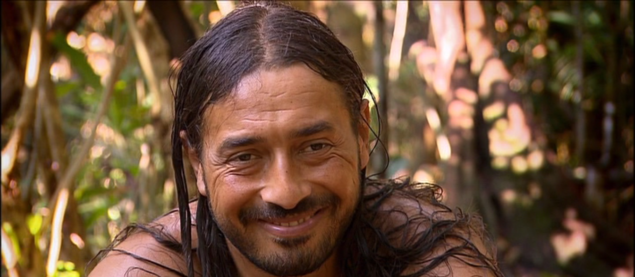 Koh-Lanta - Moundir sourire