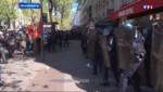 Défilé du 1er mai : récit d'une journée sous haute-tension