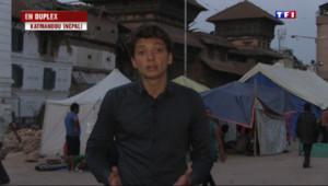Le 20 heures du 12 mai 2015 : Népal: l'envoyé spécial de TF1 raconte le nouveau séisme - 238