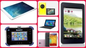 montage noel mobilité smartphone tablette