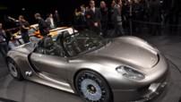 Photo 8 : Porsche 918 Spyder : héritière responsable