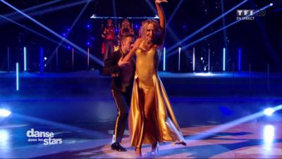 Un Tango pour Tonya Kinzinger et Guillaume Foucault sur Dark Horse (Katy Perry)
