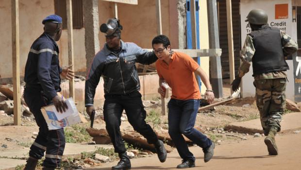 Bamako Mali hôtel Radisson otages terrorisme attaque