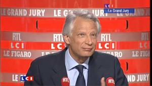 Dominique de Villepin au Grand Jury RTL/LCI/Le Figaro le 5 juin 2011